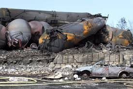 Oil train disaster